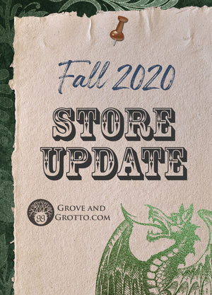 Grove and Grotto Fall 2020 update