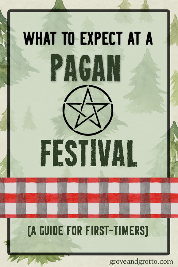 What to expect at a Pagan festival