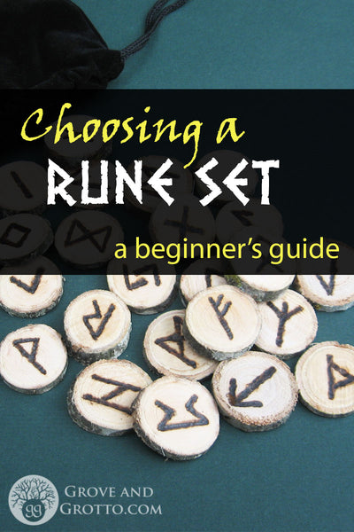 Choosing a rune set: A beginner's guide