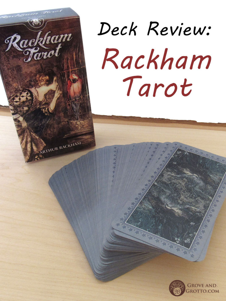Rackham Tarot deck review