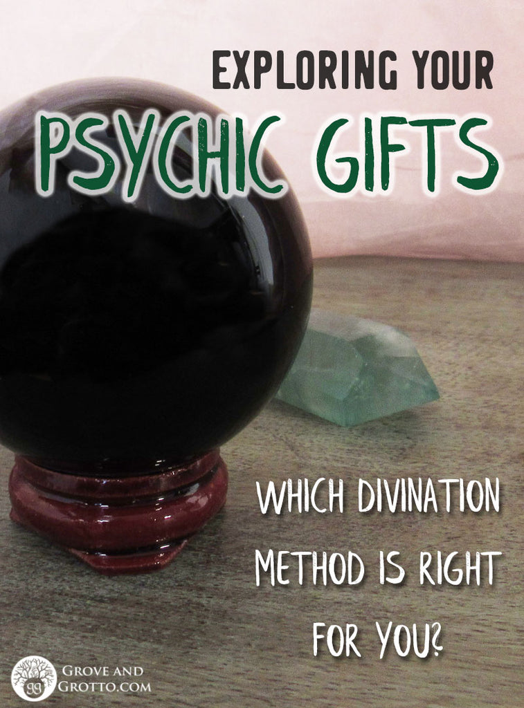 Exploring your psychic gifts