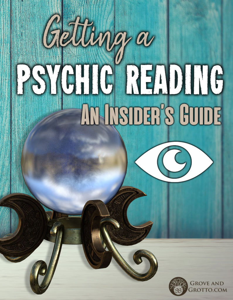 Getting a psychic reading