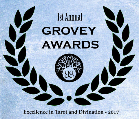 Grovey Awards for Tarot and oracle decks