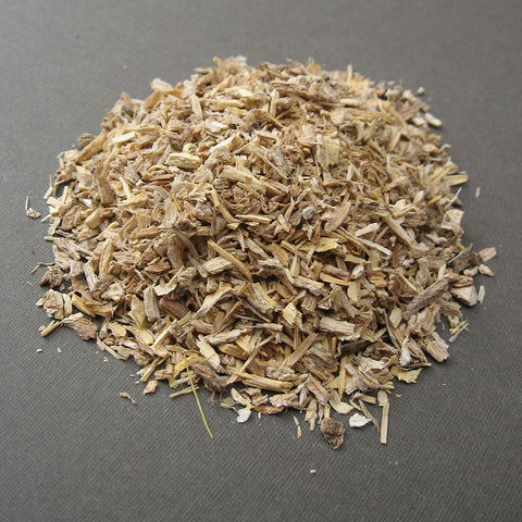 Cut Angelica root