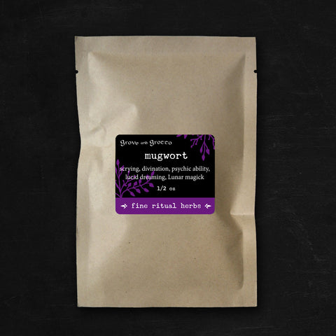 Mugwort package