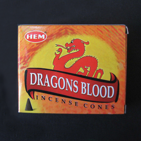 Hem Dragon's Blood incense