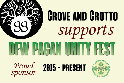 Grove and Grotto at DFW Pagan Unity Fest