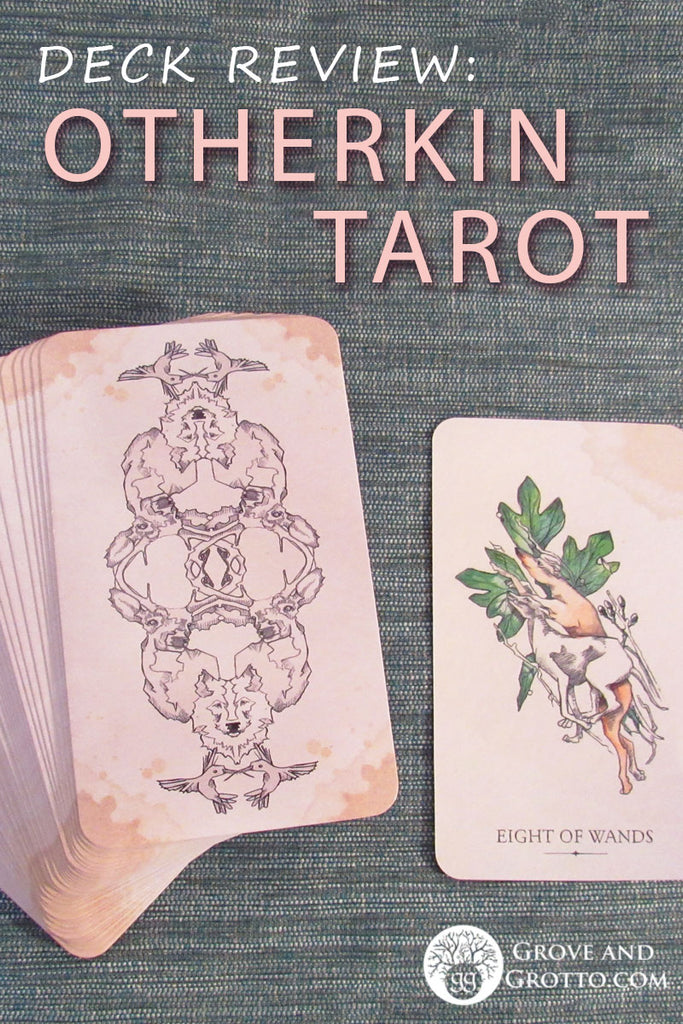 Otherkin Tarot review at Grove and Grotto
