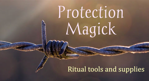 Protection Magick – Grove and Grotto