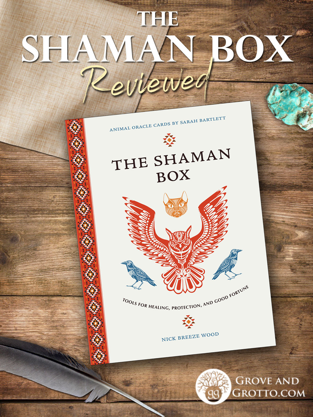 The Shaman Box deck review