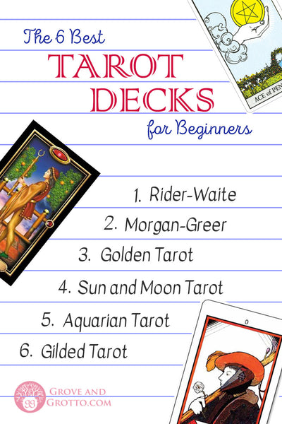 The 6 best Tarot decks for beginners