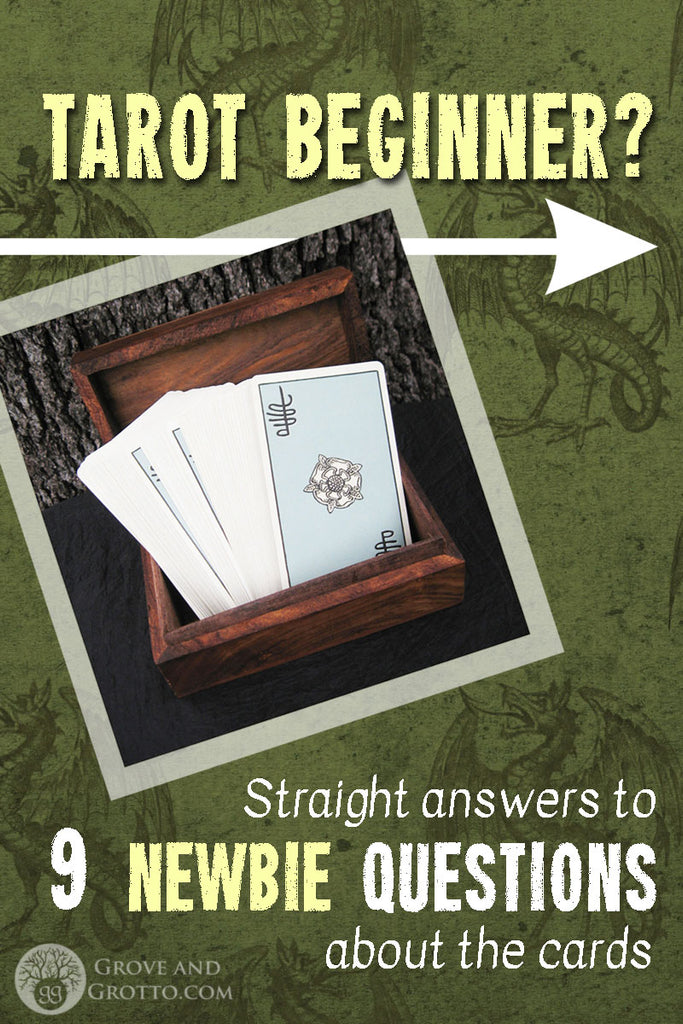 Tarot beginner questions
