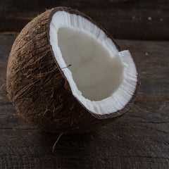 Coconut in shell