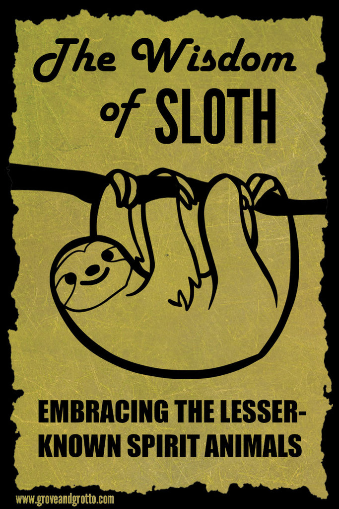 The wisdom of sloth