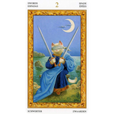 Tarot of the White Cats - Grove and Grotto