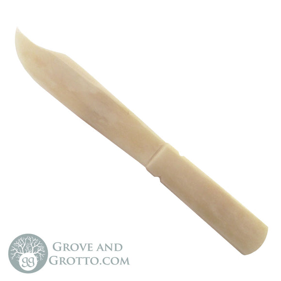 Bone Athame - Grove and Grotto
