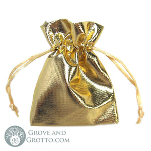 Gold Mojo Bag - Grove and Grotto