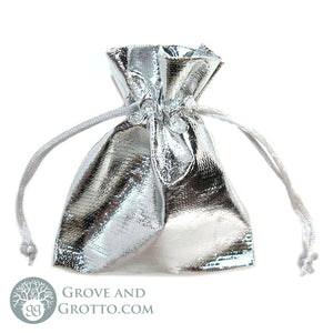 Silver Mojo Bag - Grove and Grotto