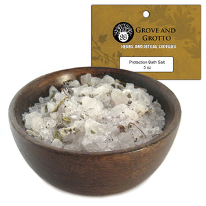Protection Bath Salt (5 oz)