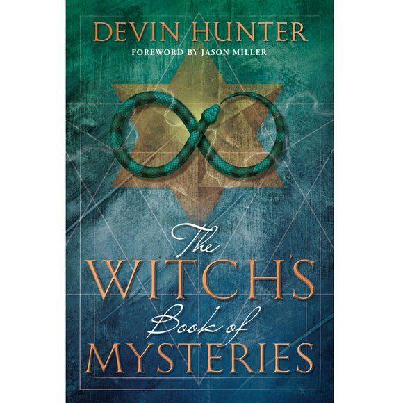 The Witch's Book of Mysteries (Signed Book)