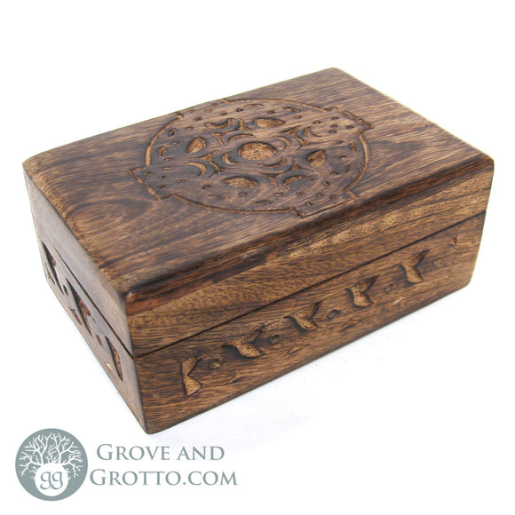 Celtic Cross Tarot Box - Grove and Grotto