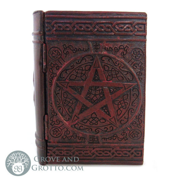 Pentagram Book Box - Grove and Grotto