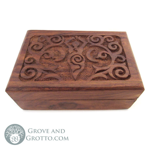 Spiral Goddess Tarot Box