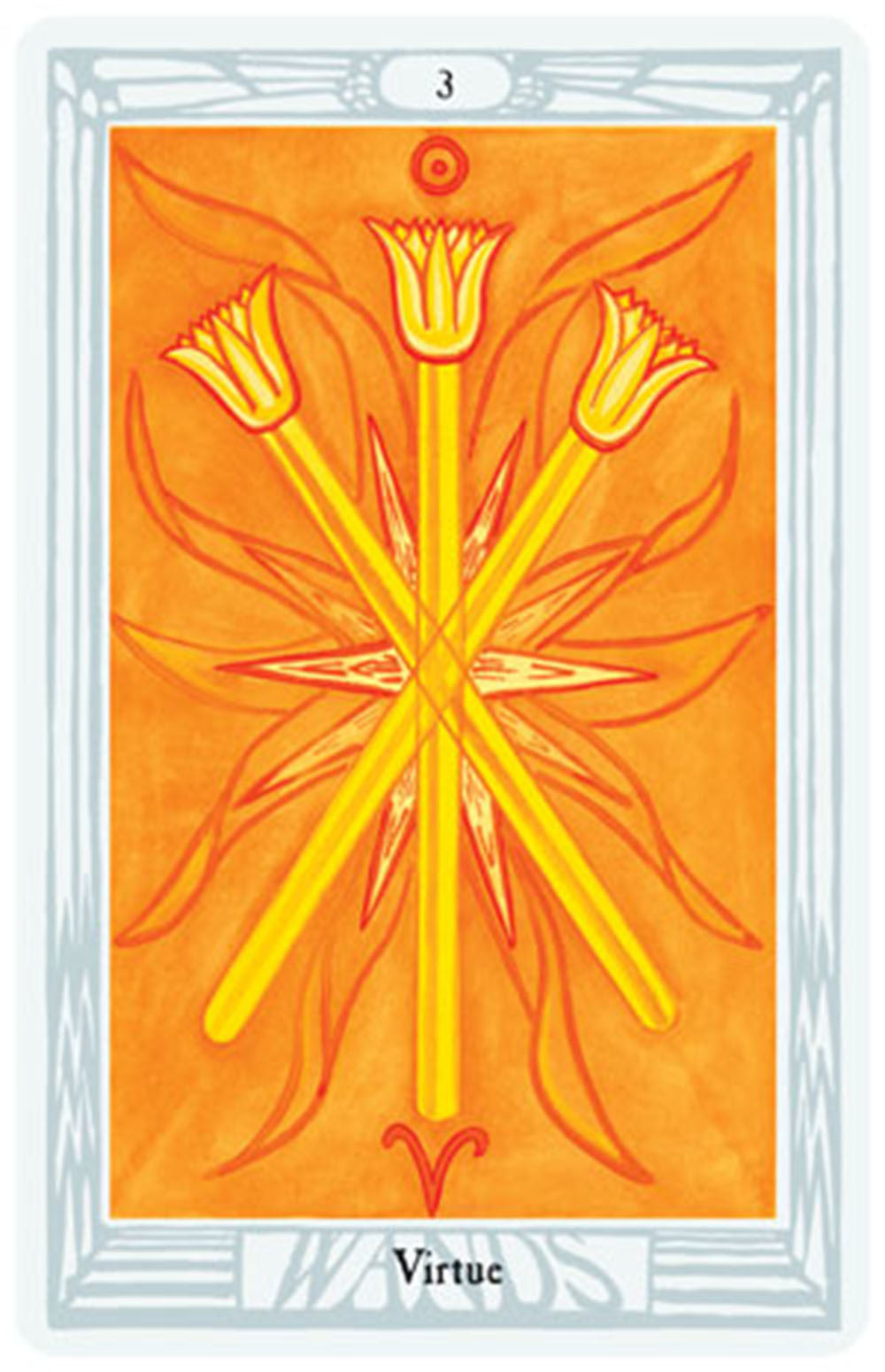 Thoth Tarot (Standard Edition) – Grove and Grotto