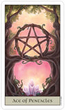 Crystal Visions Tarot - Grove and Grotto