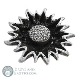 Sunburst Mini Candle Holder - Grove and Grotto
