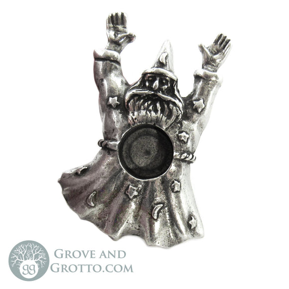 Wizard Mini Candle Holder - Grove and Grotto