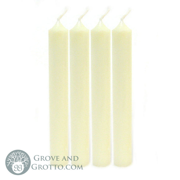Ivory Mini Spell Candle (Pack of 4)