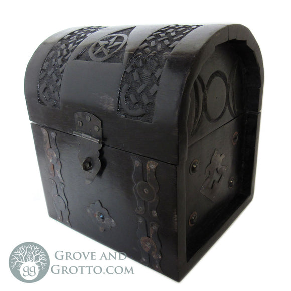 Wicca Altar Chest - Grove and Grotto