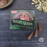 HEM Incense Cones - Night Queen