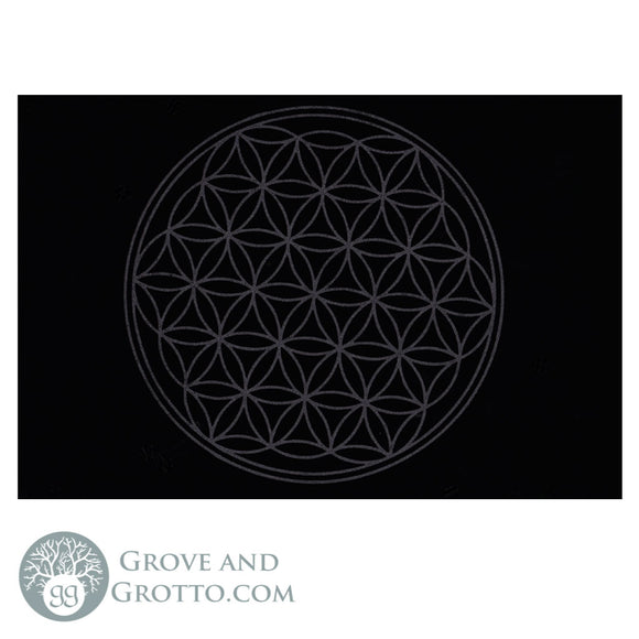 Flower of Life Mat - Grove and Grotto