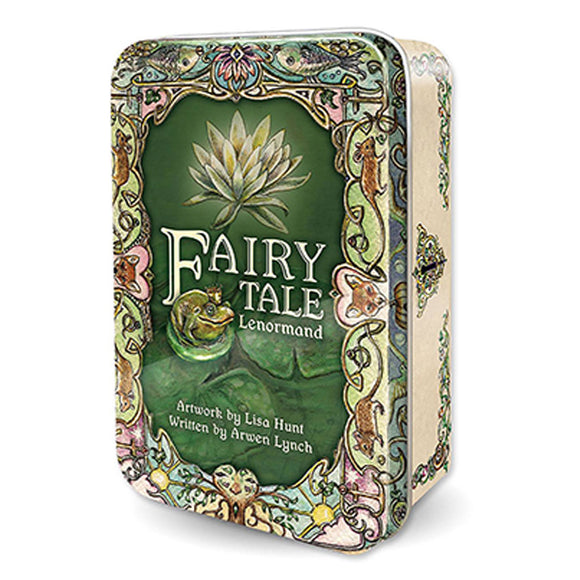 Fairy Tale Lenormand (Collectible Tin) - Grove and Grotto