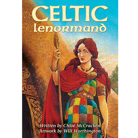 Celtic Lenormand - Grove and Grotto