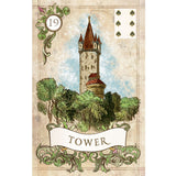 Old Style Lenormand - Grove and Grotto