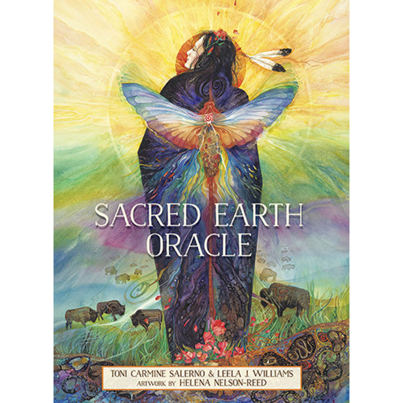 Sacred Earth Oracle - Grove and Grotto