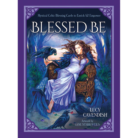 Blessed Be Cards - Grove and Grotto