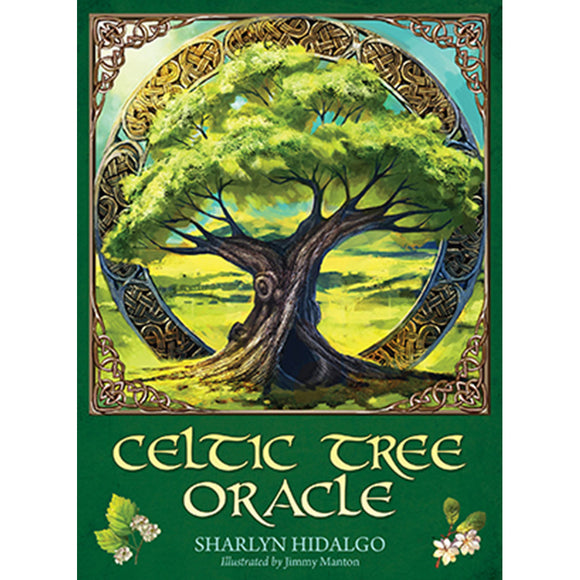 Celtic Tree Oracle - Grove and Grotto
