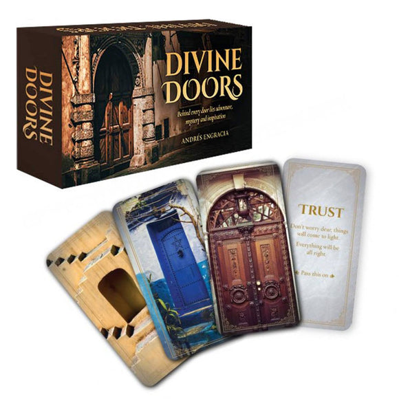 Divine Doors Mini Oracle - Grove and Grotto
