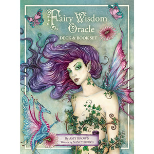 Fairy Wisdom Oracle (Boxed Set) - Grove and Grotto