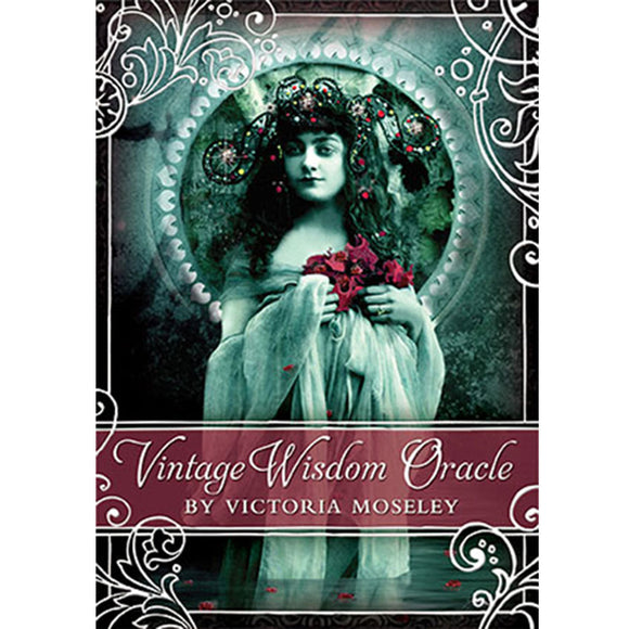 Vintage Wisdom Oracle - Grove and Grotto