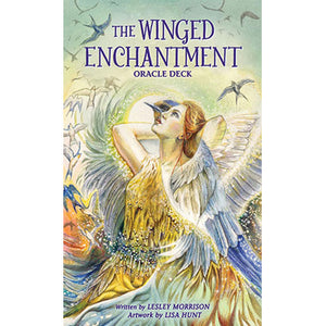 Winged Enchantment Oracle - Grove and Grotto
