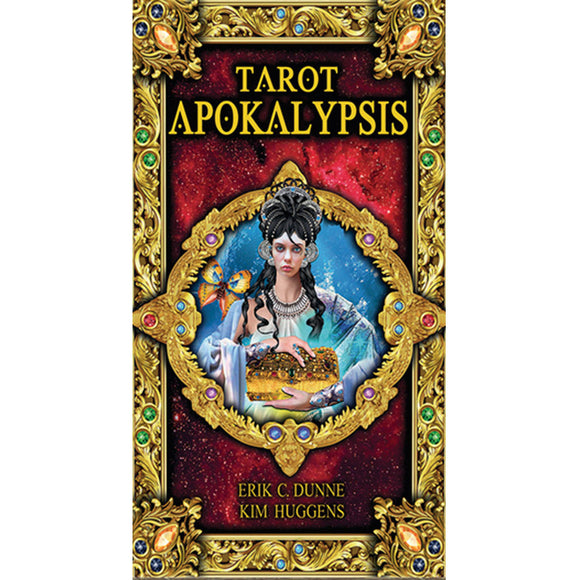 Tarot Apokalypsis Deck - Grove and Grotto