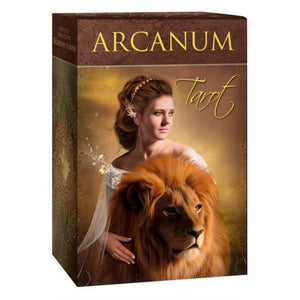 Arcanum Tarot - Grove and Grotto