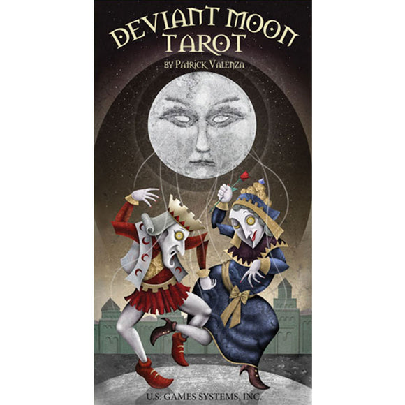 Deviant Moon Tarot (Standard Edition) - Grove and Grotto