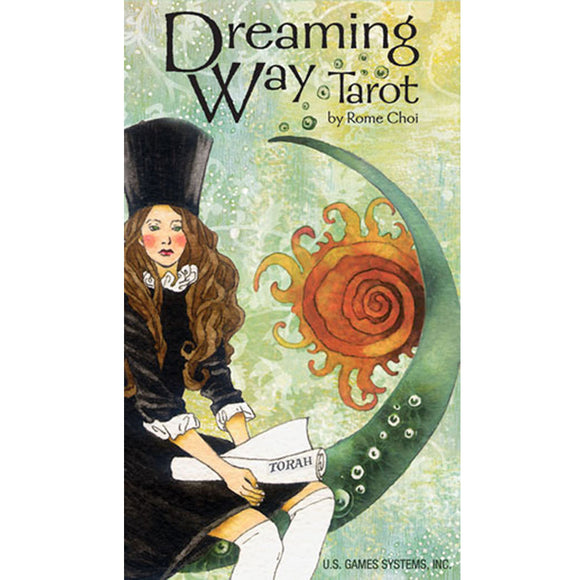 Dreaming Way Tarot - Grove and Grotto
