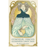 Ethereal Visions: Illuminated Tarot Deck - Grove and Grotto